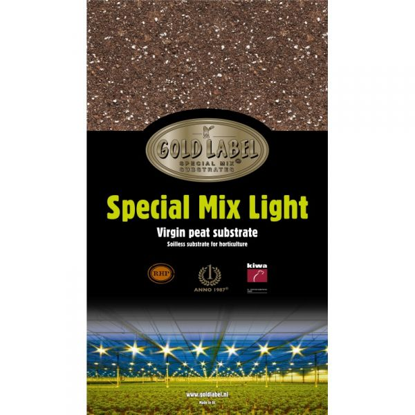 Gold Label Special Mix Light Erde