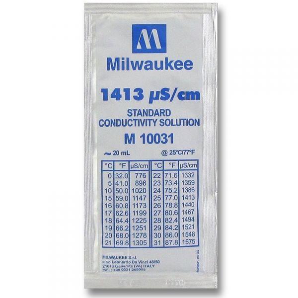 Milwaukee EC 1,413 Kalibrierlösung