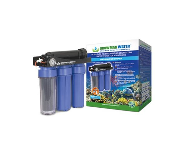 Umkehrosmose GrowMax Water Maxquarium 000 PPM