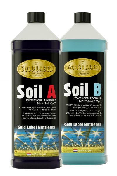Gold Label Soil A&B