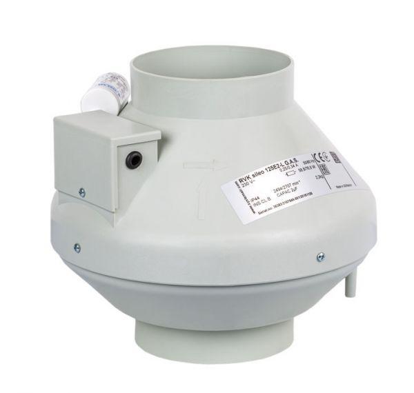 Rohrventilator RVK - 184m³/h 100mm