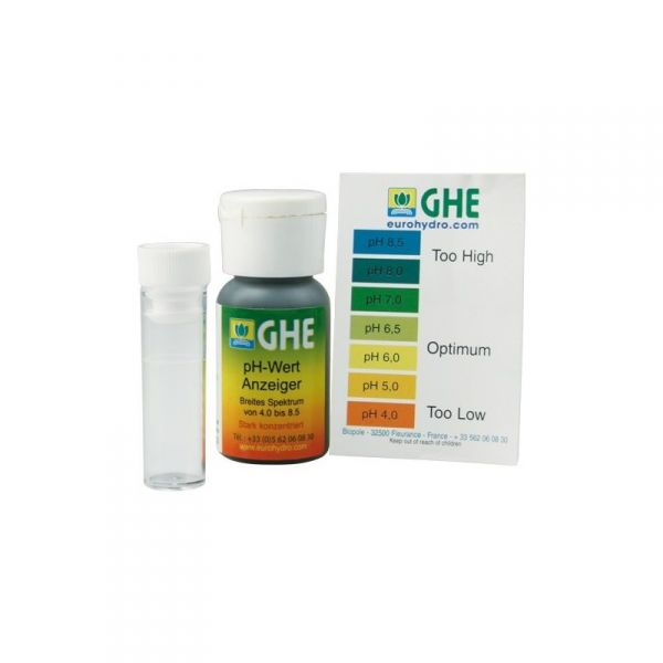 pH Teststreifen Kit GHE ca. 150 Tests