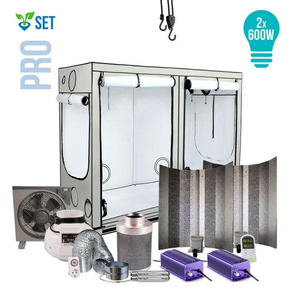 HOMEbox Ambient Komplettset Pro R240 - 2x 600W