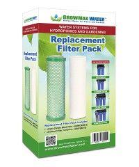 """GrowMax Water Ersatzfilter Packung 10"""""""