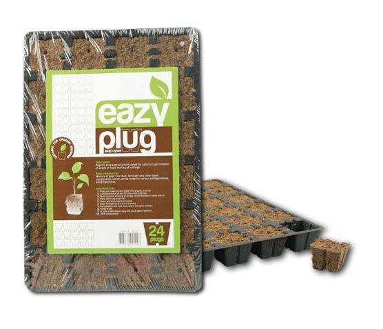 Eazy Plug Stecklingsblöcke - 24 Stück - 3,5 x 3,5 cm