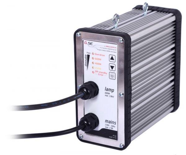 GSE Vorschaltgerät dimmbar 250 - 660 W