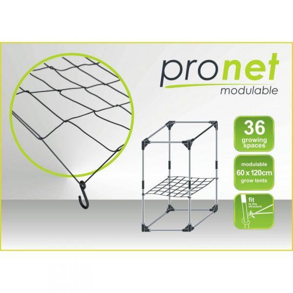 Elasti Net, Garden Highpro 60 - 120cm, 36 Netzfelder