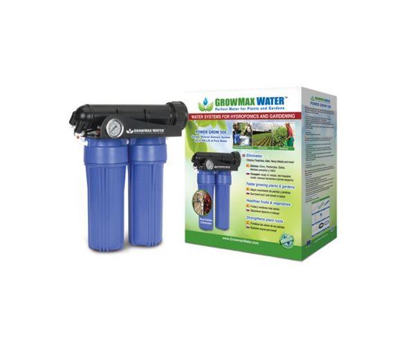 Umkehrosmose GrowMax Water Power Grow 500