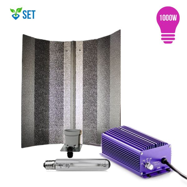 Beleuchtungsset Vega 1000W