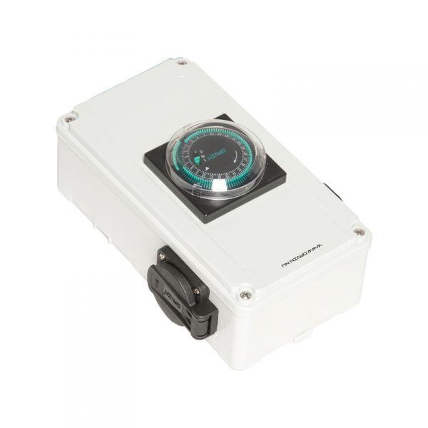 Timer Relais Box Davin DV-12