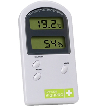 Hygrometer / Thermo Basic