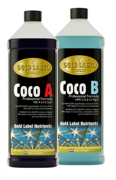 Gold Label Coco A&B