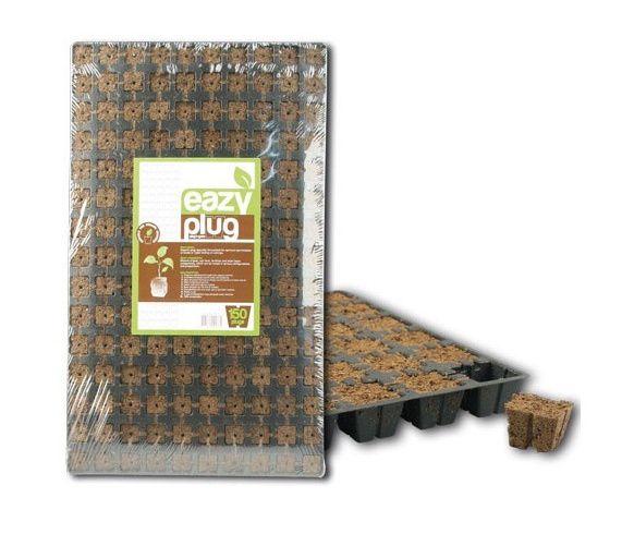 Eazy Plug Stecklingsblöcke - 150 Stück - 2,5 x 2,5 cm