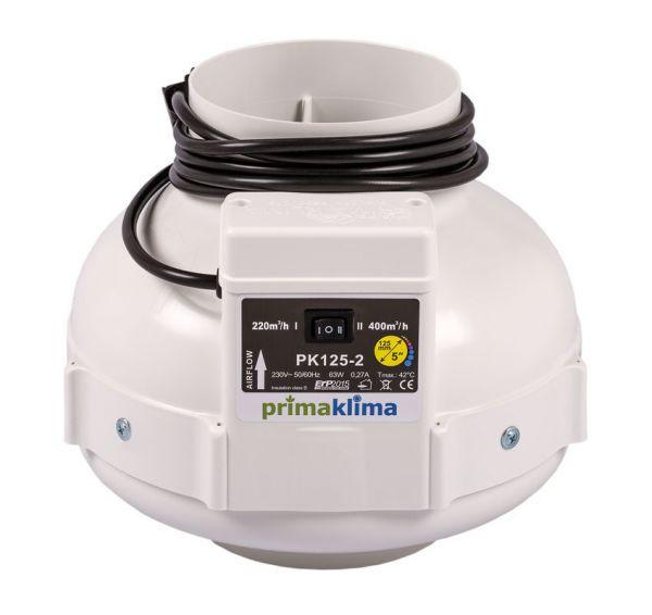 Rohrventilator Prima Klima 450/950m³ - 200mm