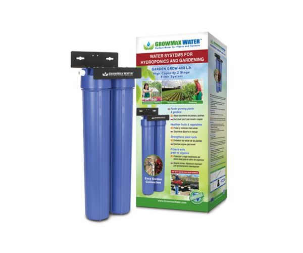 Filtersystem GrowMax Water Garden Grow 480 L/h