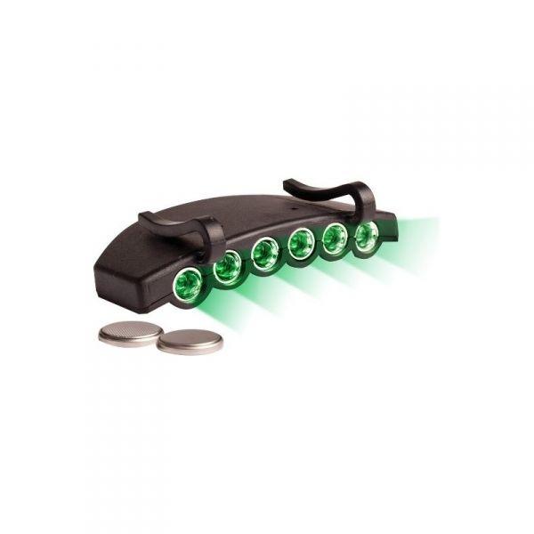 Active Eye LED Cap Light