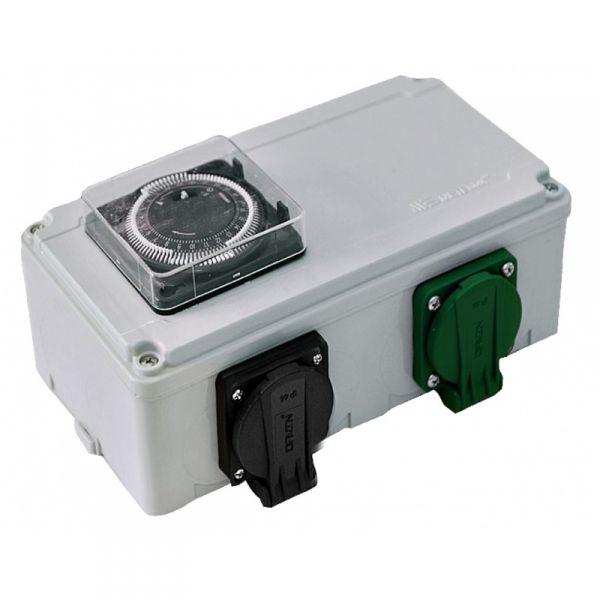 Timer Relais Box Davin DV-12-K