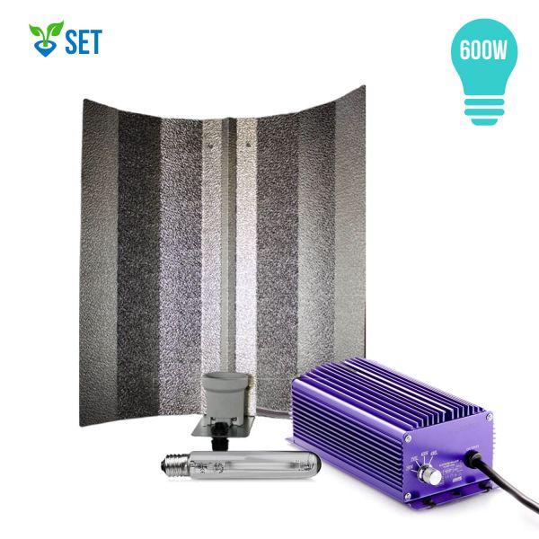 Beleuchtungsset Vega 600W