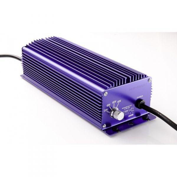 Lumatek Vorschaltgerät 600W, elektronisch, 4-Stufen dimmbar