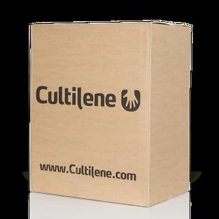 Steinwollwürfel Cultilene 7,5x7,5x6,5cm, 38/35mm - 480 Stk.